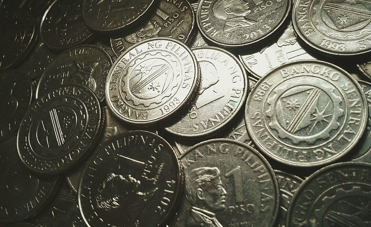 finance, coin, wealth, currency, metal, full frame, circle, savings, no people, text, backgrounds, money, close-up, indoors, day