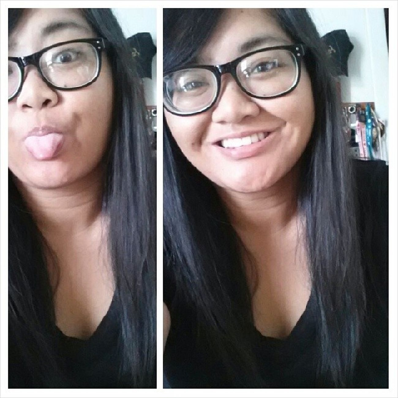 Eye doctor says I gotta start using my new glasses cause my eyes are getting worse. Wah Goggles LMAO Ohwell