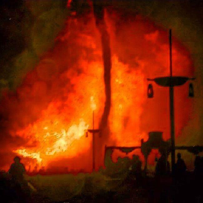 Burningman2013 Burningman BRC2013 Man burning tornados twister fire bigboom