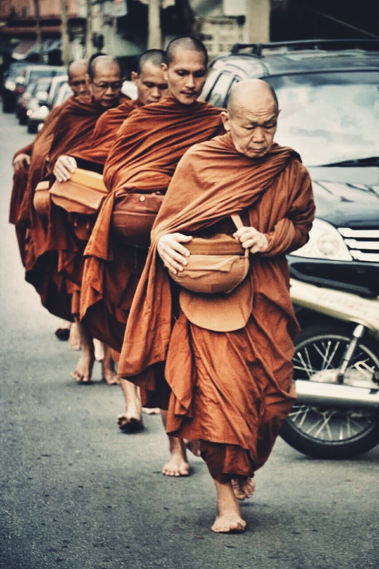 Thai Monk Monk  Buddha Buddhism Buddhist Monks