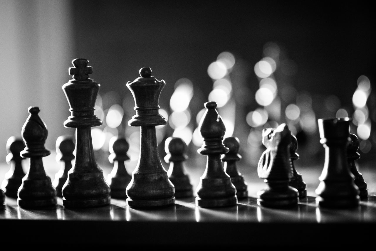Arrangement Art Art And Craft Chess Chess Piece Chess Set Collection In A Row Leisure Games Monochrome Photograhy No People Side By Side Still Life