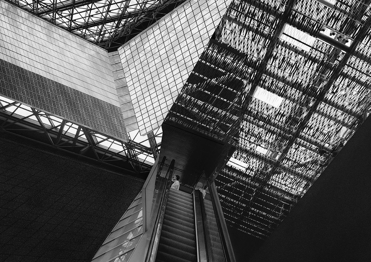 SPLACE #03 35mm Film Architecture ArchiTexture Blackandwhitephotography Building Geometric Abstraction Light And Shadow The Architect - 20I6 EyeEm Awards Abstract Architecture Monochrome Photography