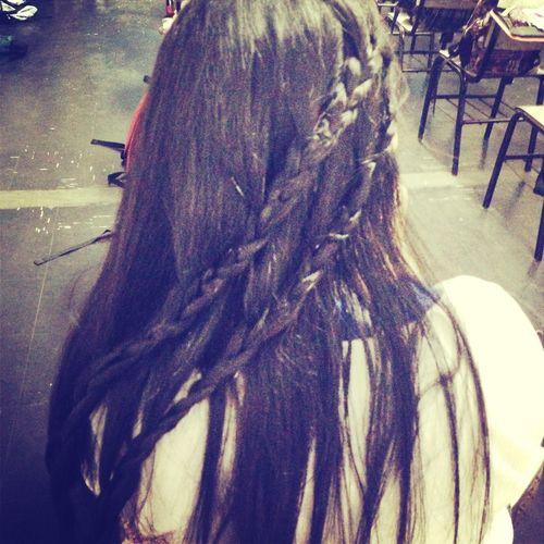Brenda's Hair