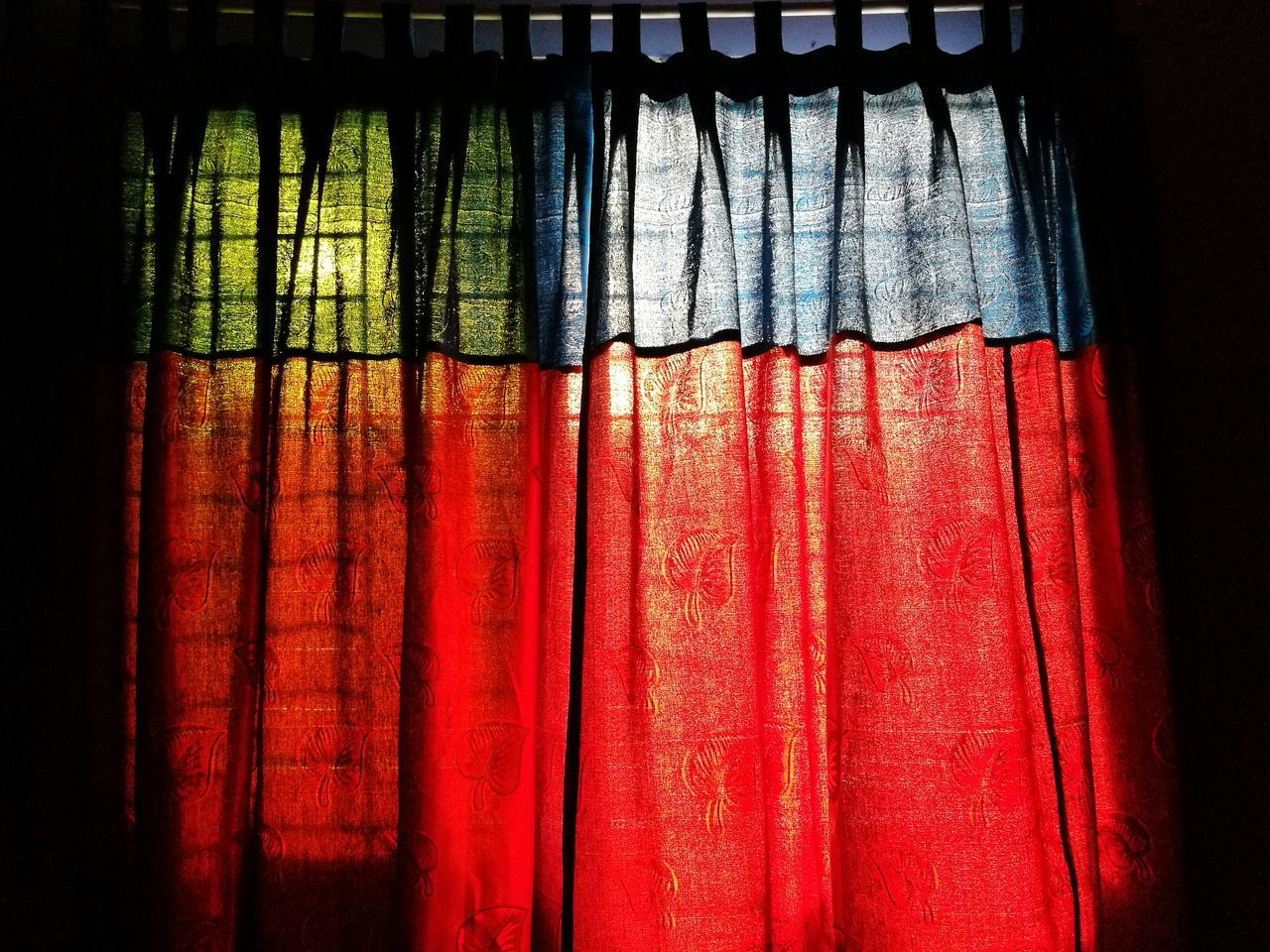 Curtains Windows_aroundtheworld Window Afternoon Sunnyday🌞 Sun Rays Behind The Curtains Colorful Beautiful View In My Room PhonePhotography Fine Art Photography Showcase July