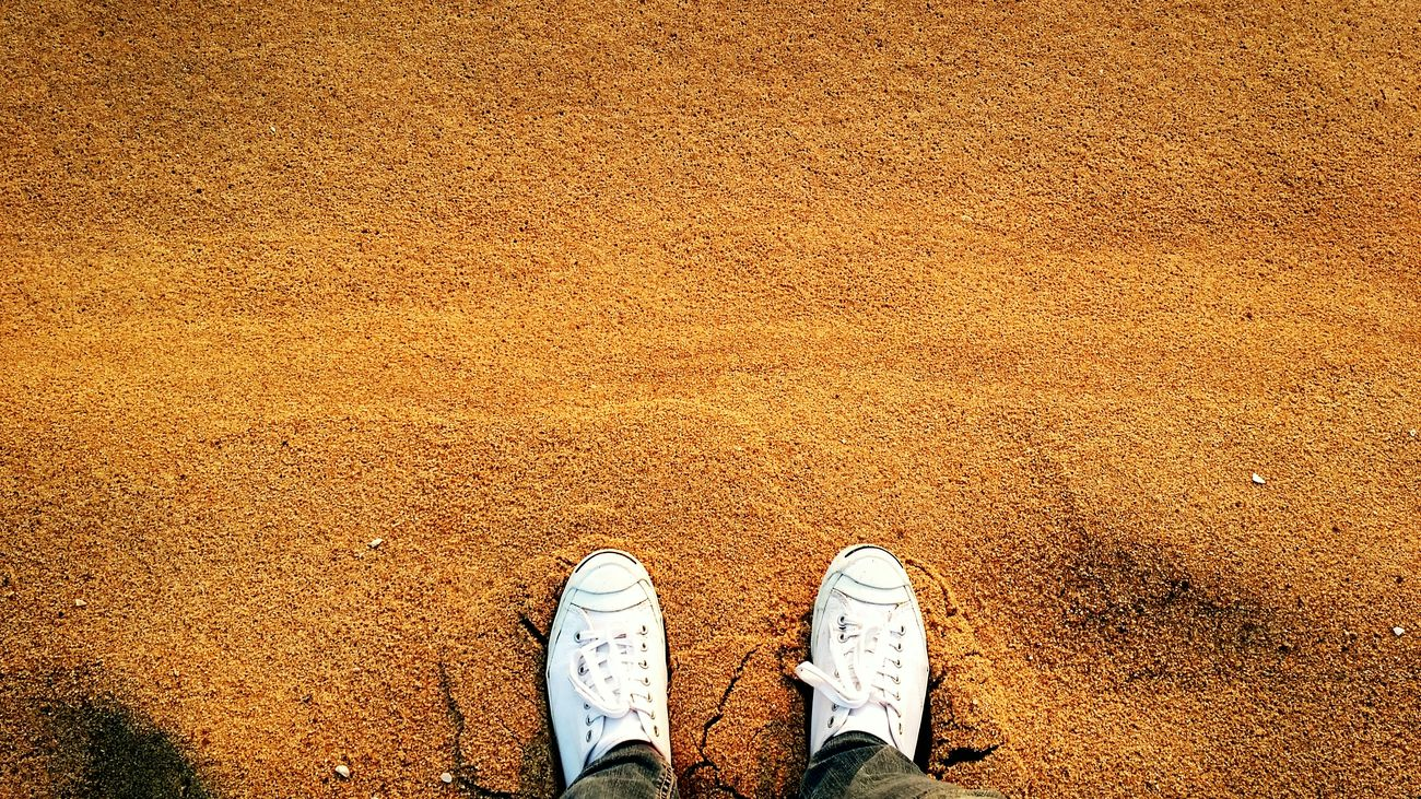 Jackpurcell On The Beach Beach Walking On The Sand