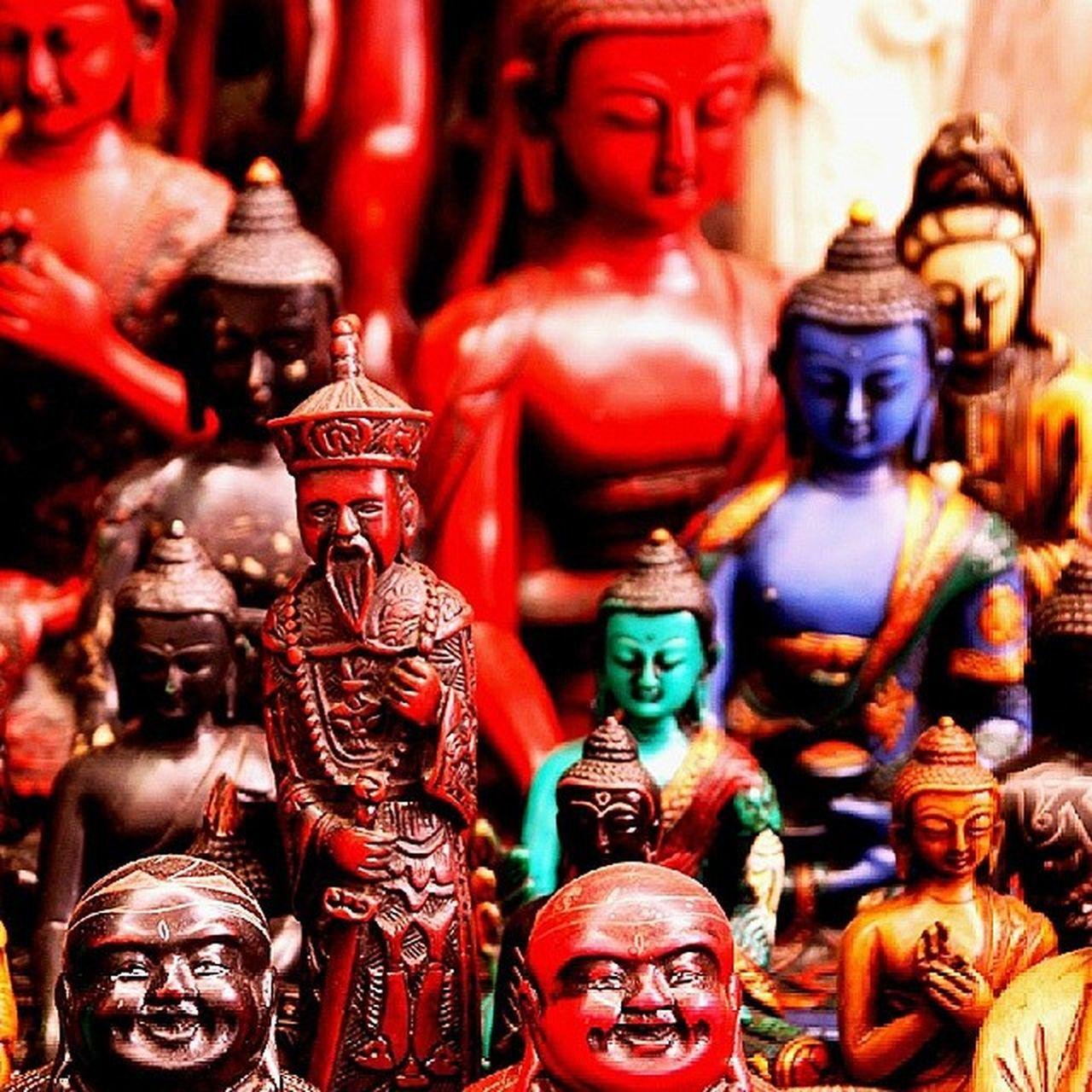 Nepal MotoTrips Fair Buddha Laughing_Buddha Clayfigures Gallivant_Biking Gallivant Figures Soulrider Soul Buddhist
