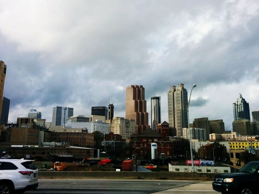 Atlanta. Downtown Atlanta Cityscape City Life Atlanta Georgia Buckhead Photography
