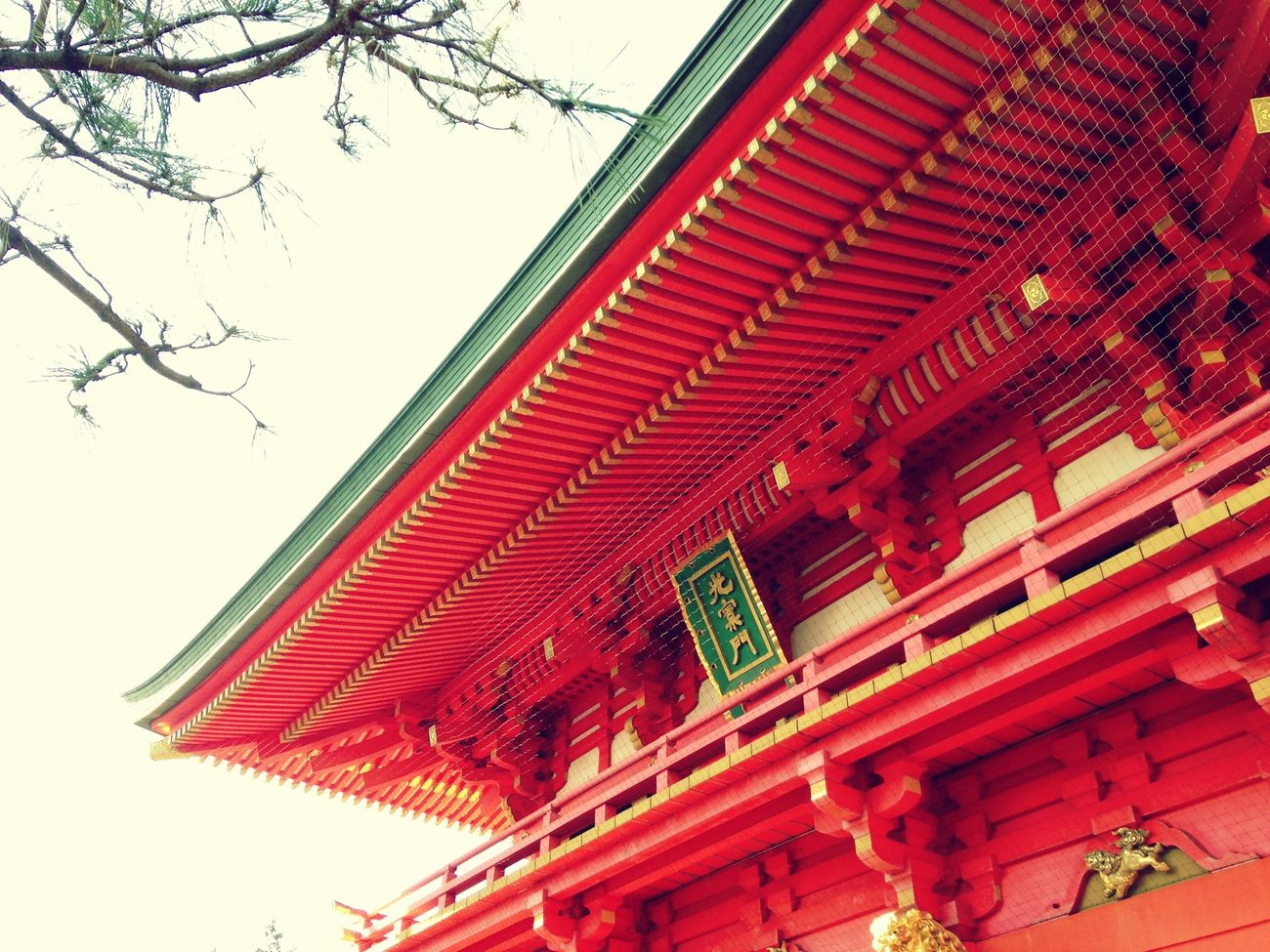 Temple Gate EyeEm Best Shots - Architecture Red