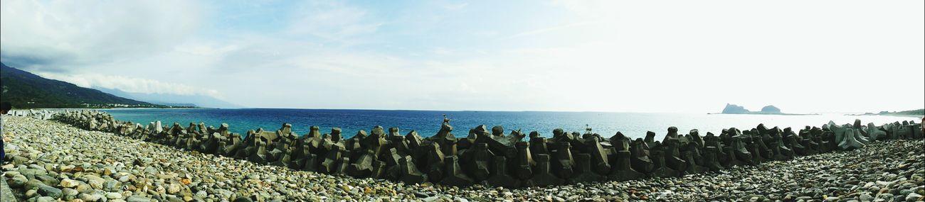 Taitung Ocean Taitung,taiwan The EyeEm Facebook Cover Challenge