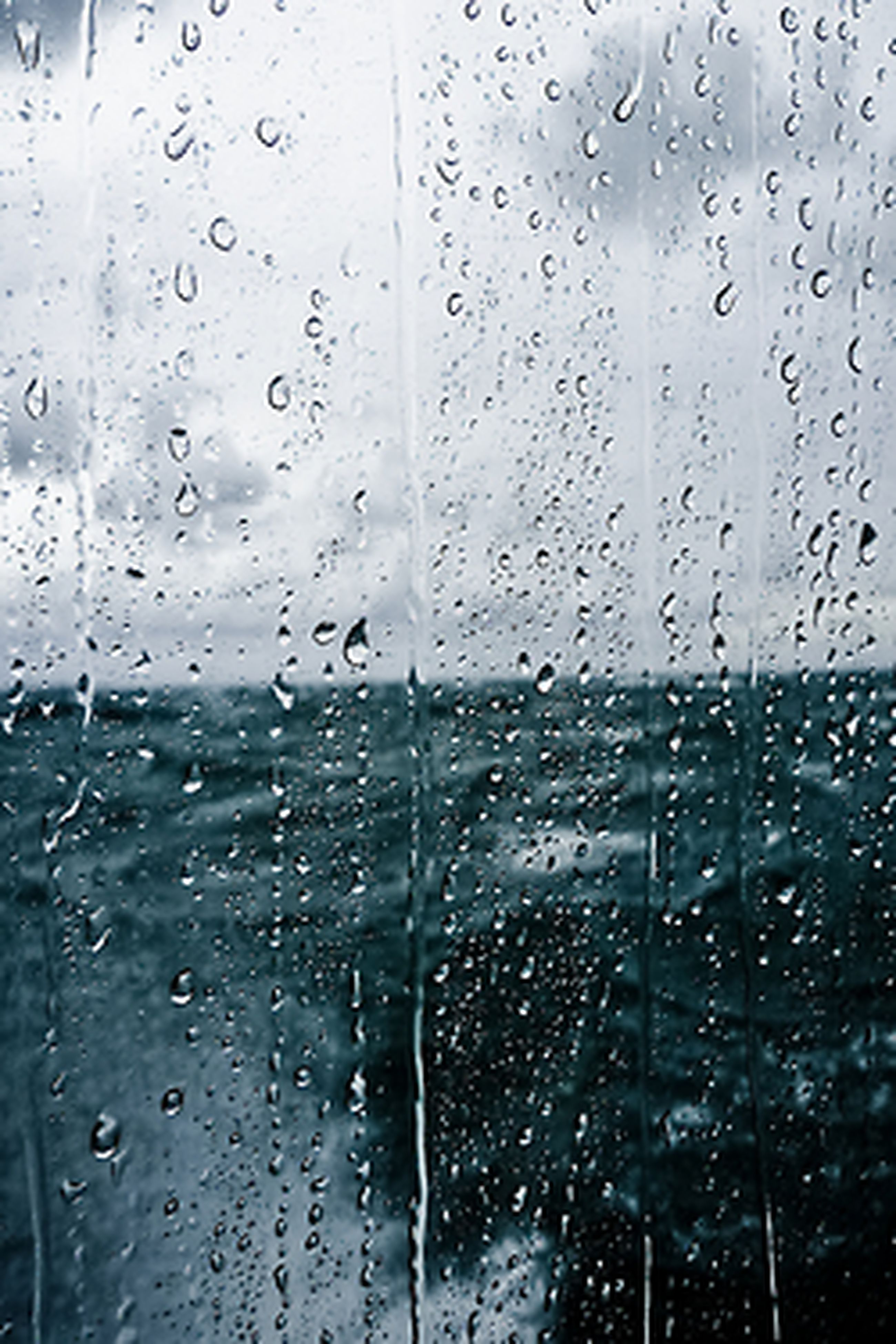 drop, wet, window, indoors, transparent, rain, glass - material, water, raindrop, weather, season, full frame, glass, backgrounds, focus on foreground, close-up, monsoon, sky, no people, droplet