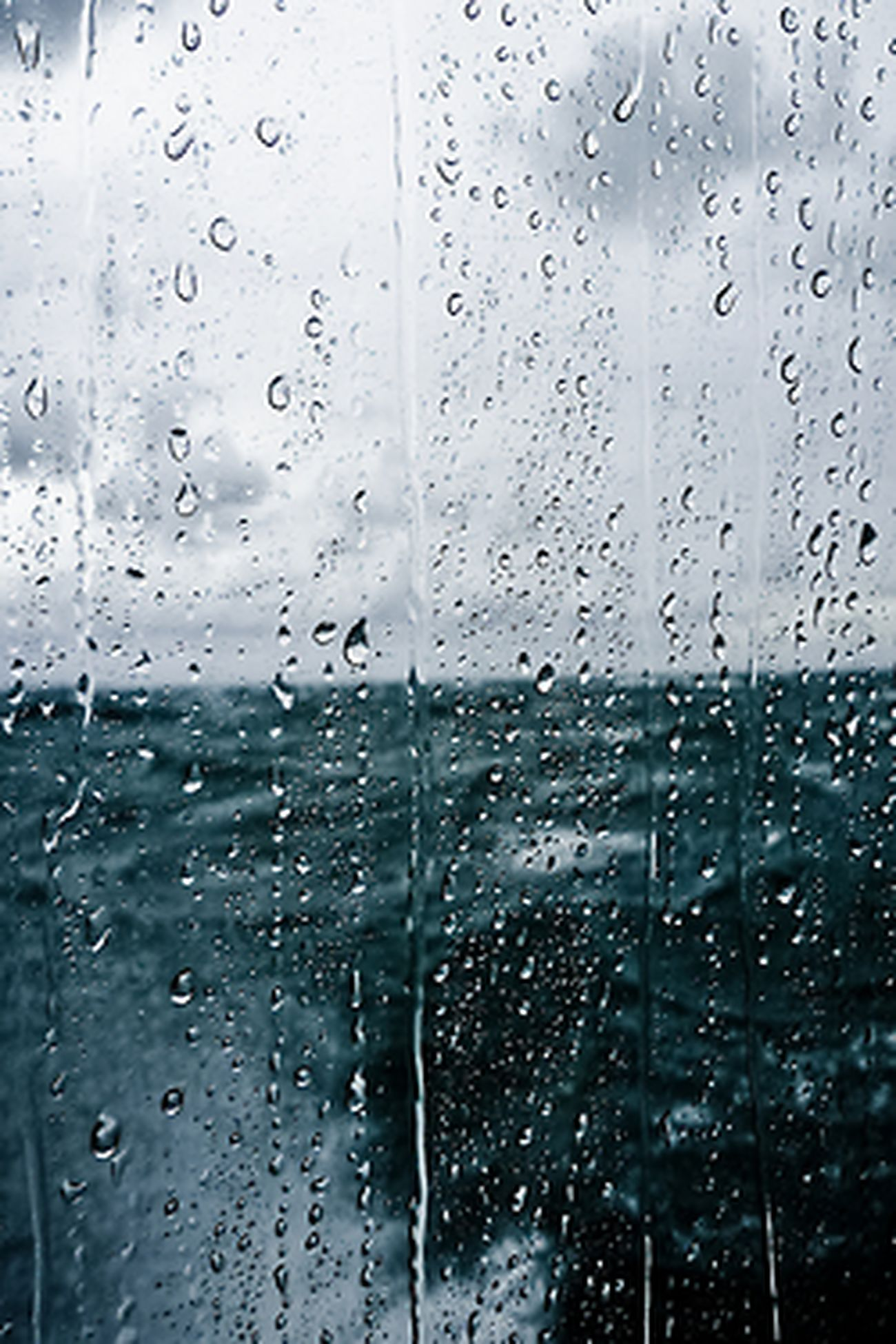 Bad Weather Rain Window Day Dreamer