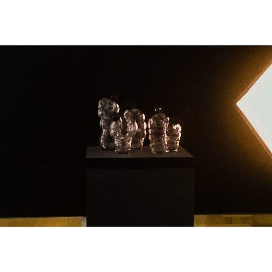 Contemporary Art Glass Light Lightning Darkness MSGSU Design