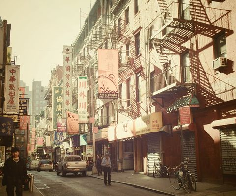 Chinatown by nothing