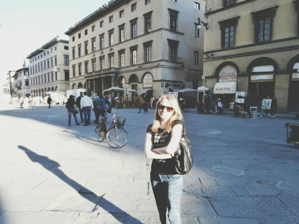 Florence Italy❤️ Piazza Duomo