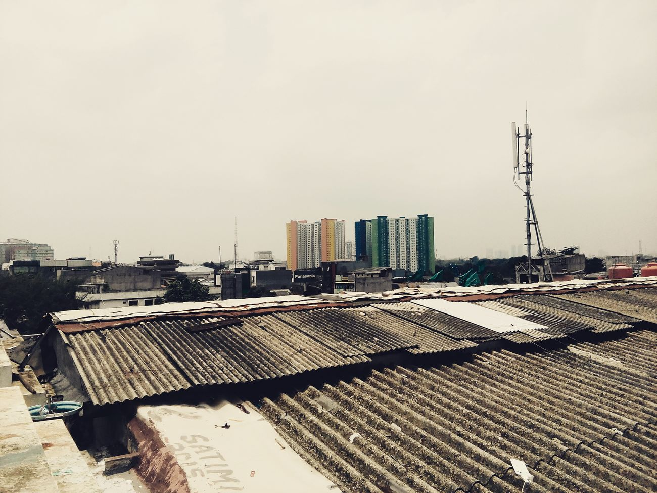 Rooftop and Building Jakarta Exploreindonesia Explorejakarta Goodview Bestangle Goodidea