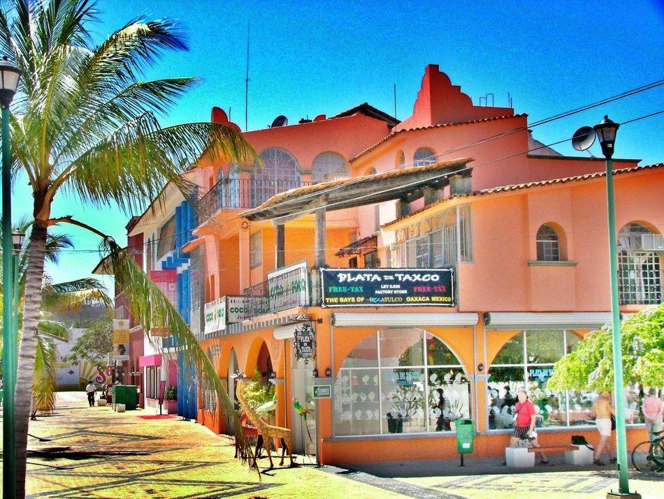 Mexico Huatulco Hdr_Collection