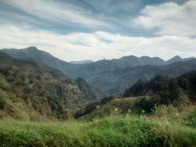 Paseo de regreso de Hidalgo a la Ciudad de México
