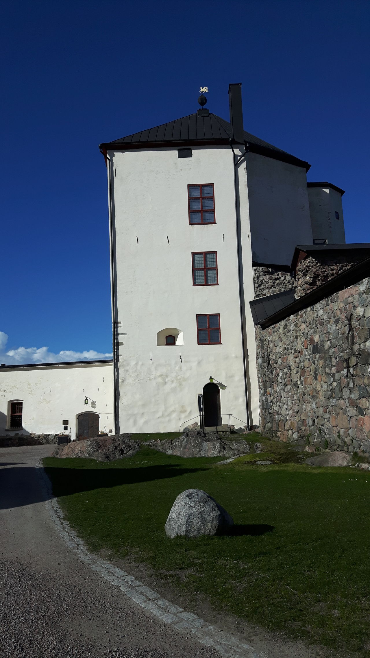 Built Structure Building Exterior Architecture No People Outdoors Nyköping Nyköpingshus Sweden Swedish Castle