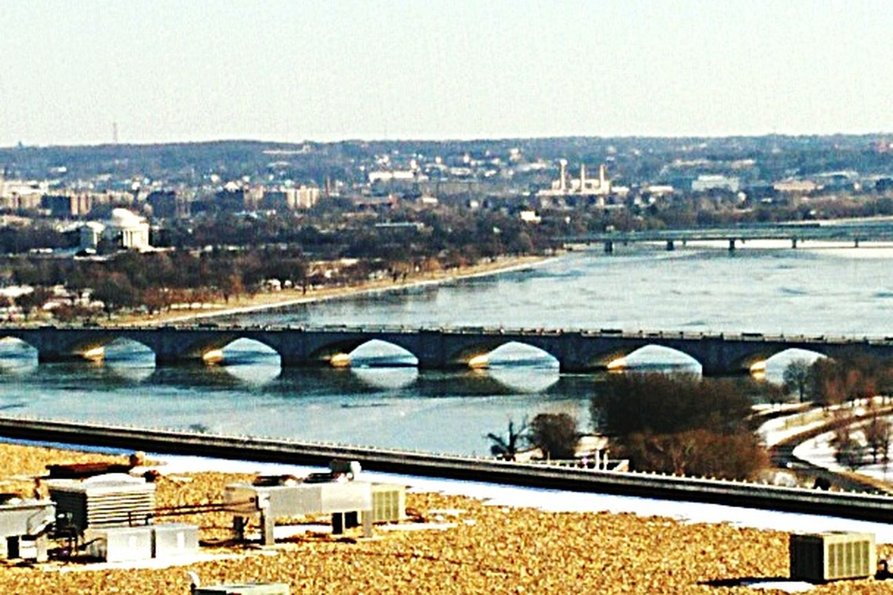 Its a gorgeous day in DC!