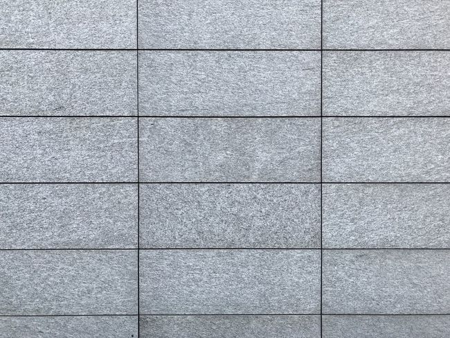 Backgrounds Wall - Building Feature Pattern Gray Textured  Full Frame Stone Material Built Structure No People Tile Architecture Building Exterior