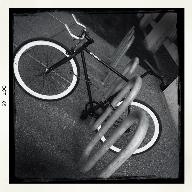 White wall tires. Iphone 5 Photo Of The Day Photography Bicycle Project 365