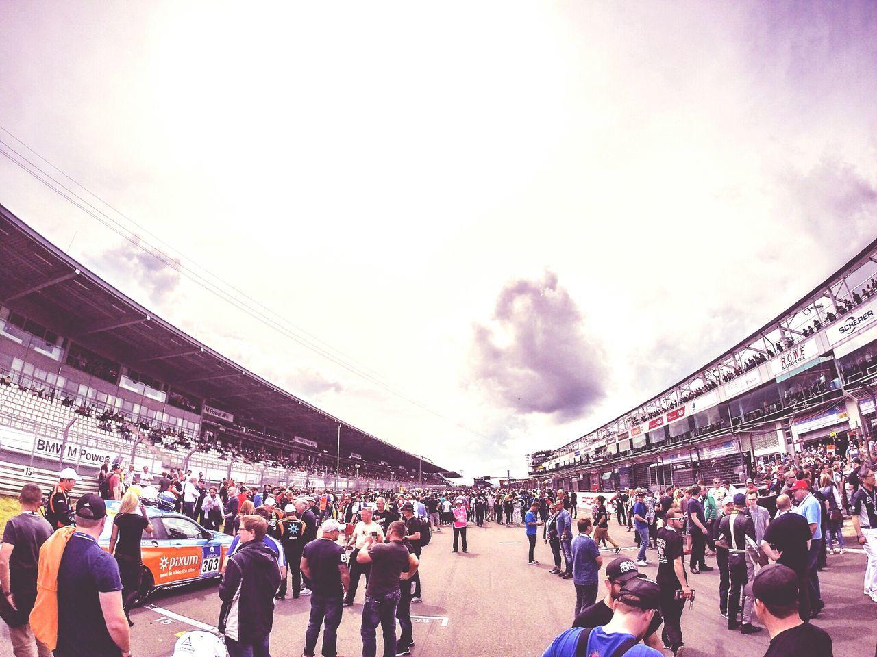 Race Day 24h 24h Race Nurburgring Racing Race