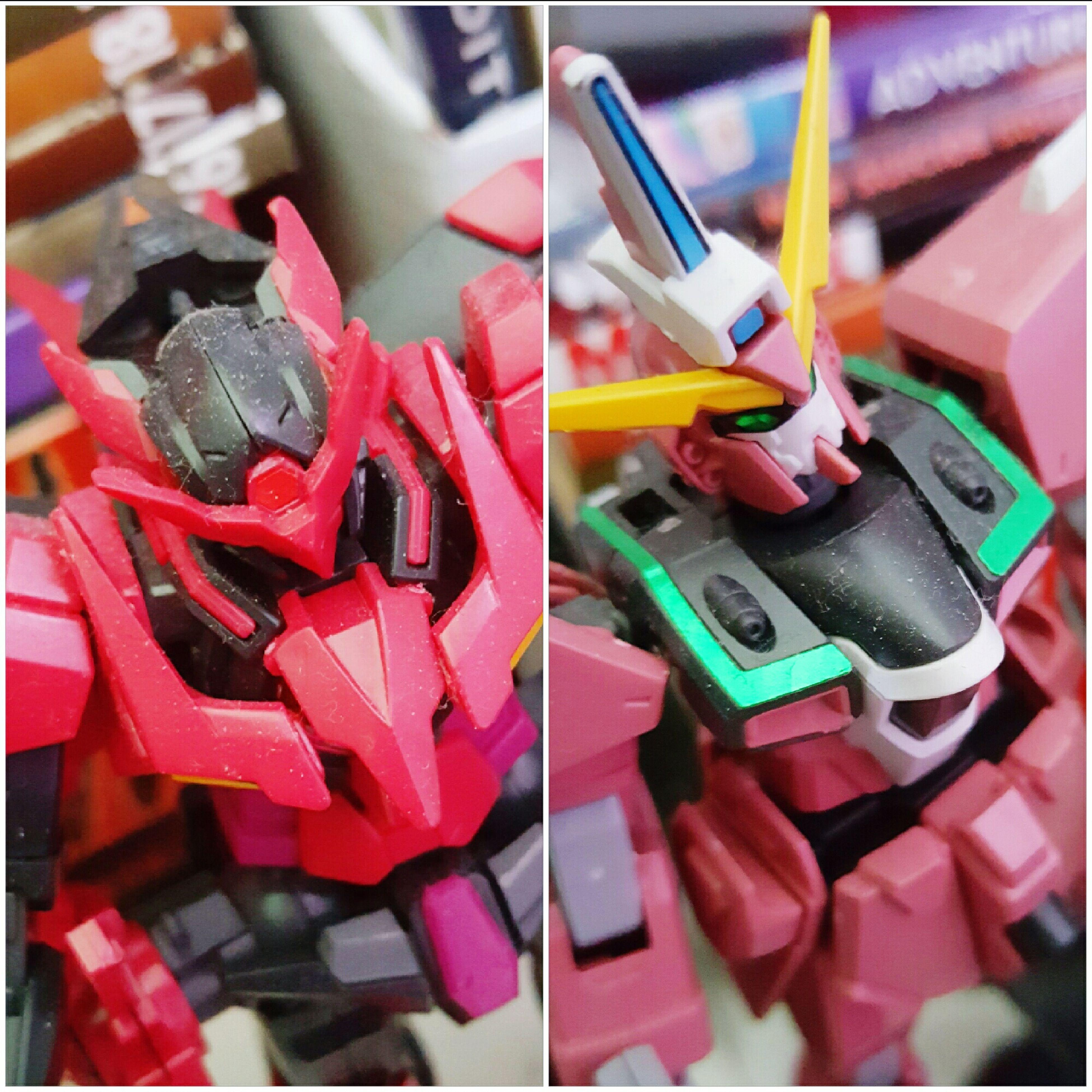Dust! Gundamexiadarkmatter Justicegundam