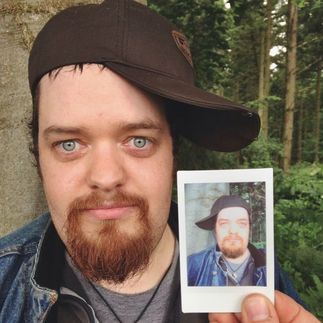 The Portraitist - 2016 EyeEm Awards The Woodsman Cap Portrait