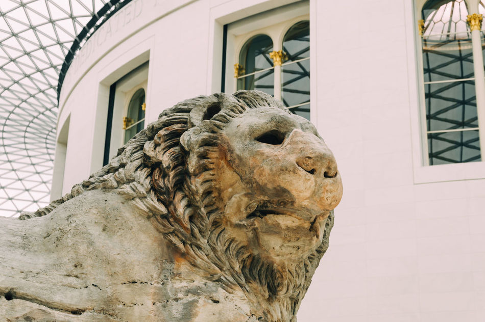 Beautiful stock photos of löwe, sculpture, building exterior, creativity, statue