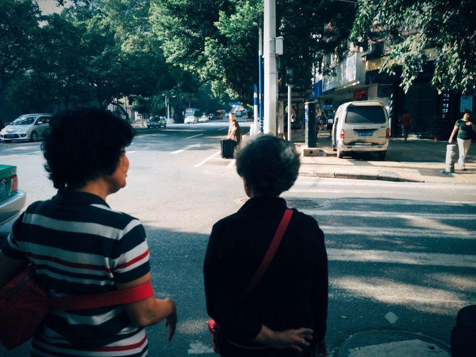 Morning Friends walk..