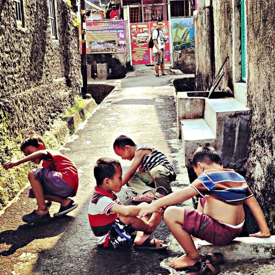 Indonesian Street (Mobile) Photographie Istrie