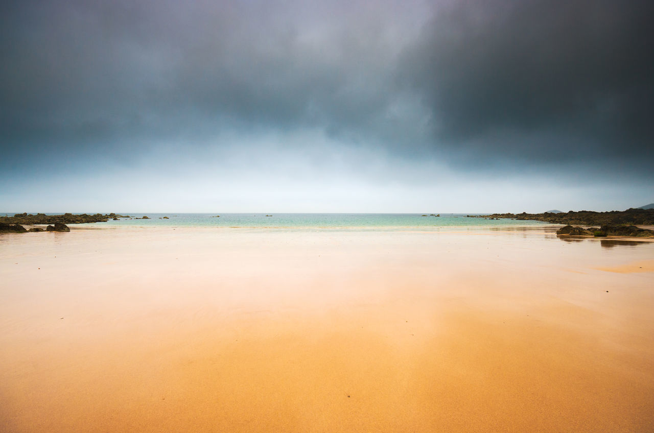 Sea Side Beach Beauty In Nature Blue Sky Bretagne Day Ecology Empty Empty Road Enjoying Life Enjoying The View Grey Sky Horizontal Nature No People Outdoors Scenics Sea Side Sea Side Fort Sky Tranquility Traveling