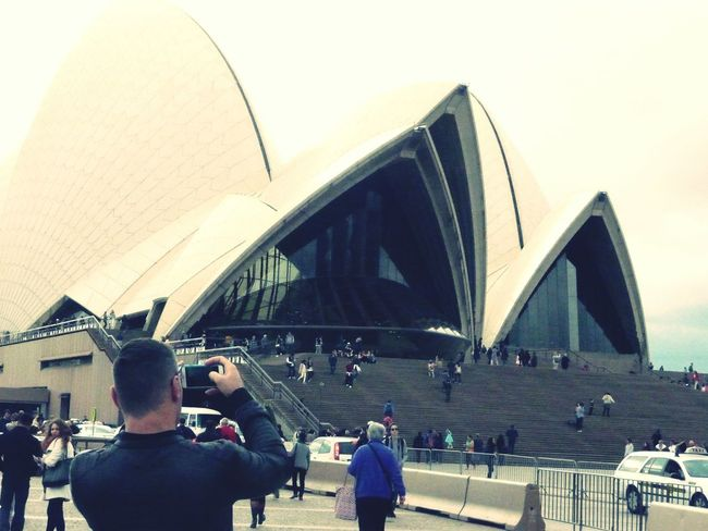 Hoilday Picture Taking Photos Opra House Attractions The Tourist Beutiful Place  australian ❤