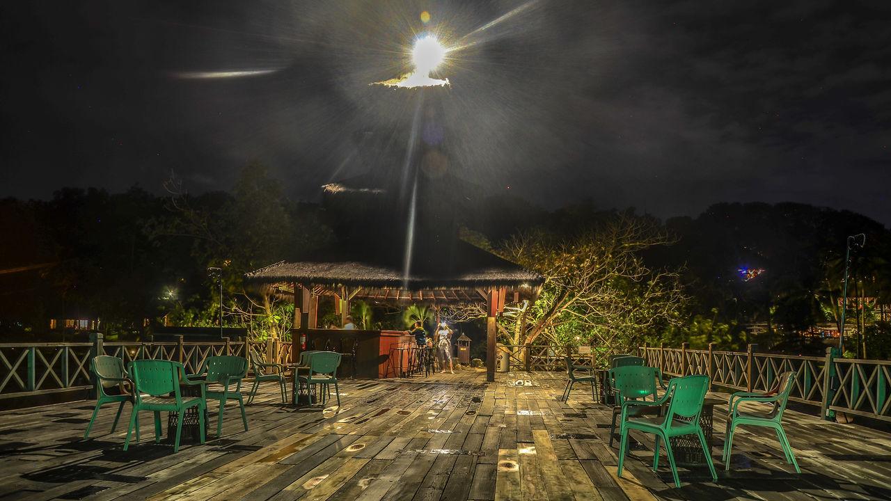 Bar Bar In The Sea Sea Bar Beach Bars Nature Night Sky Tree Night Bars sunset #sun #clouds #skylovers #sky #nature #beautifulinnature #naturalbeauty photography landscape Beaches, Vacation, Colour Night Photography Miles Away