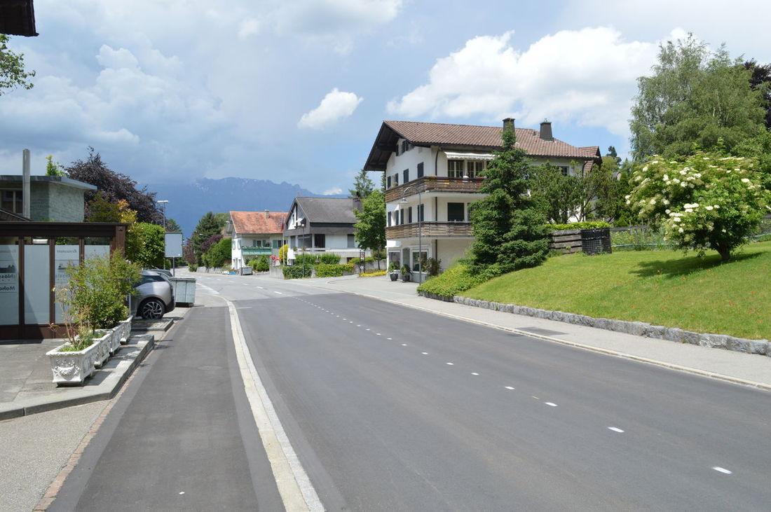 Landscape_photography Road Travel Photography Vaduz Liechtenstein shot on road trip to Vaduz capital of Liechtenstein Europe