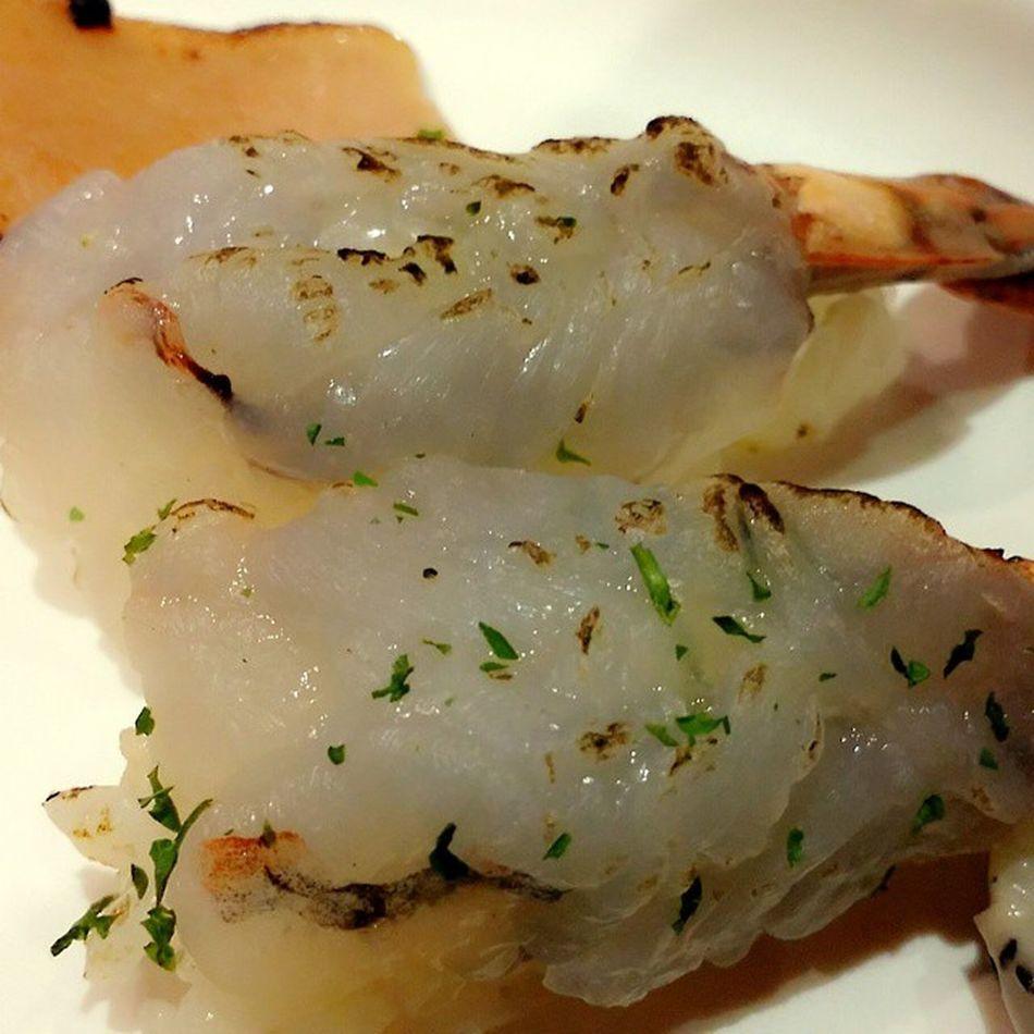 바이킹스 생새우초밥 음식 초밥