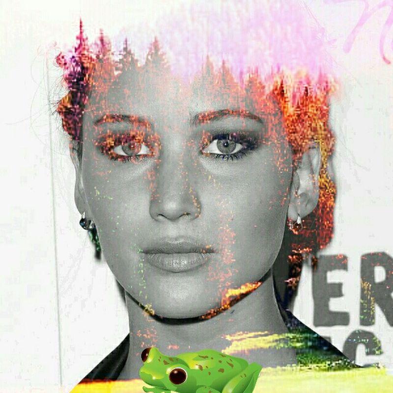 Photoshop Sketch EyeEm Jennifer Lawrence Turkey Lithuania Russia Oslo Turkey#