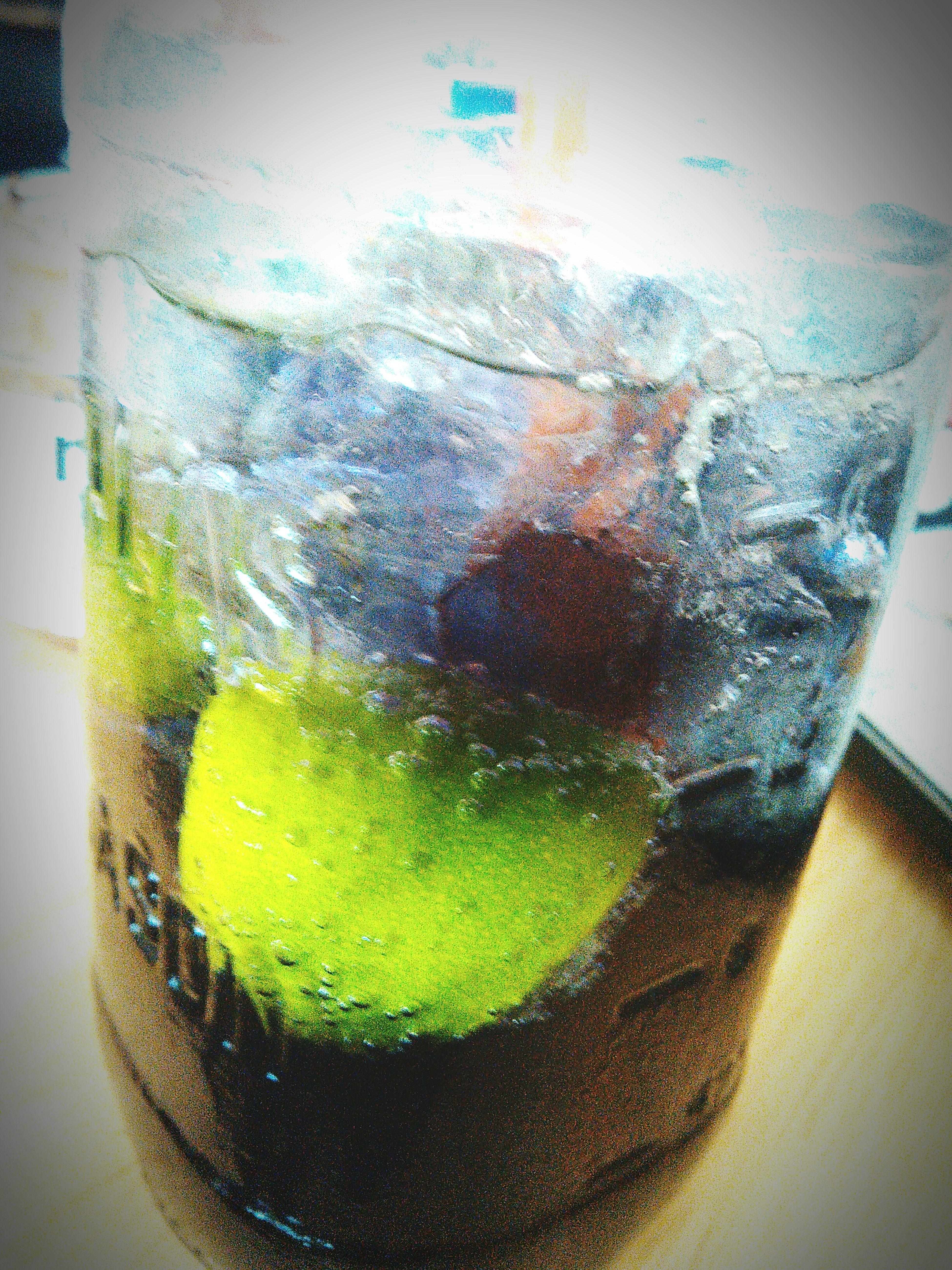 LimeRicki Summer Drinks Ice Cool Fresh Limes Yummy