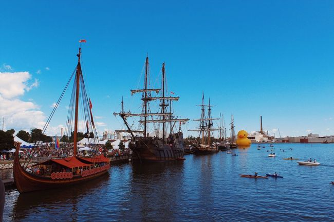 Downtown tall ships First Eyeem Photo Downtown Green Bay Pirateship