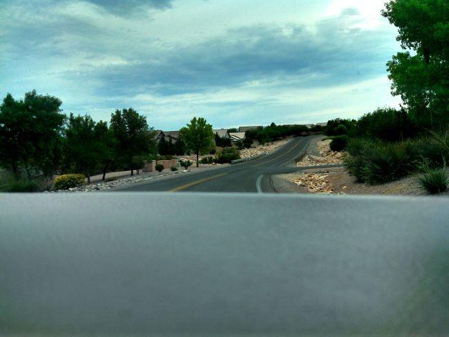 Arizona Showcase July Afternoon Sky Street Hidden Gems  Cloudy Sky Suberbia Outside My Window In A Car