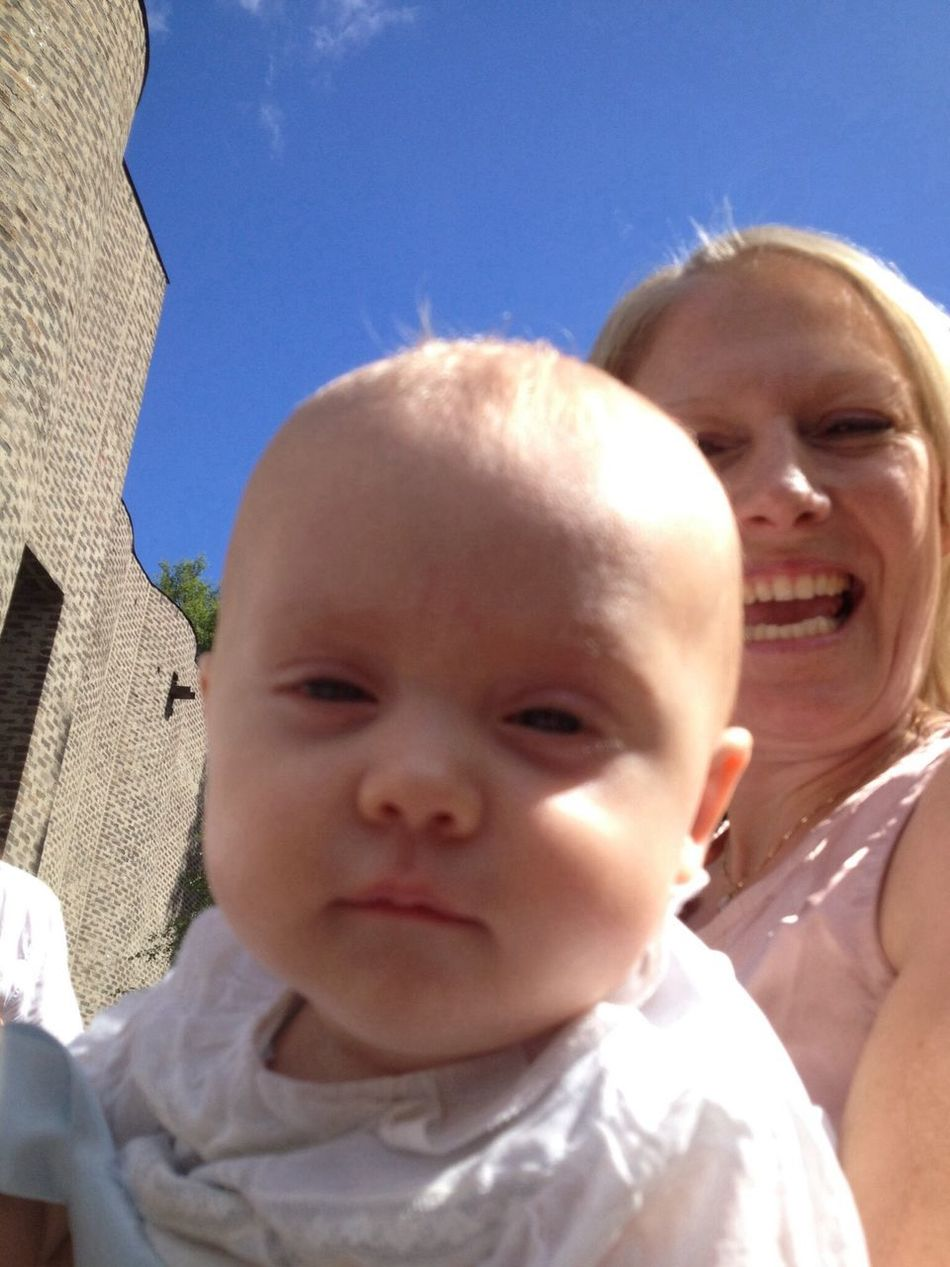 Hello World Stockholm Children Family some of my wonderful swedish family, my lovely cousin Rosel and her sisters son Edgar, at his baptisim