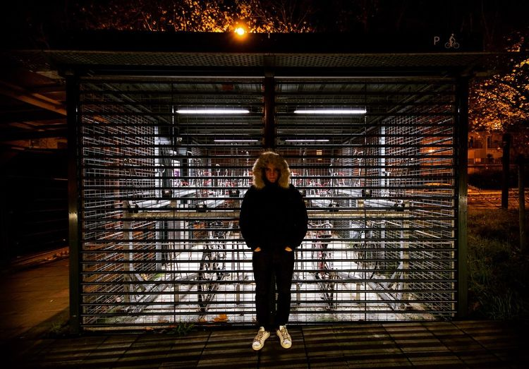 Night Lights Lightpainting Streetphotography Urbanphotography Bikepark Rennes👌 France Photooftheday