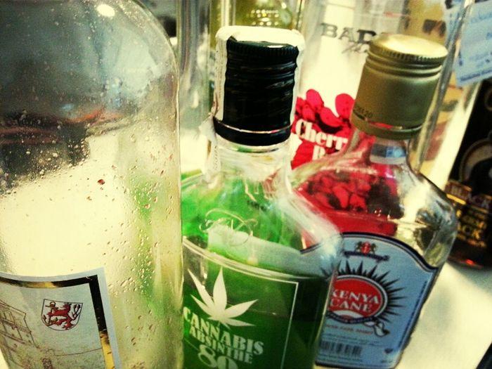 Eine kleine Getränkerunde zum Wochenende.