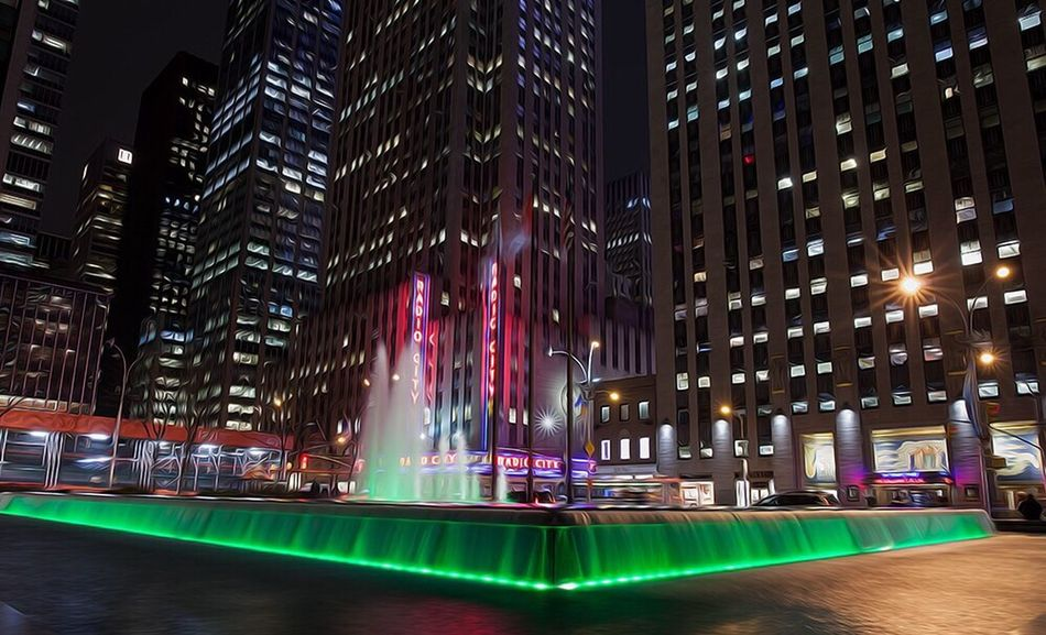 Radiocitymusichall Radiocity NYC NYC Photography Lights Lights In The Dark Nightphotography Night Lights Night Photography City Cityscape City Life Cityscapes