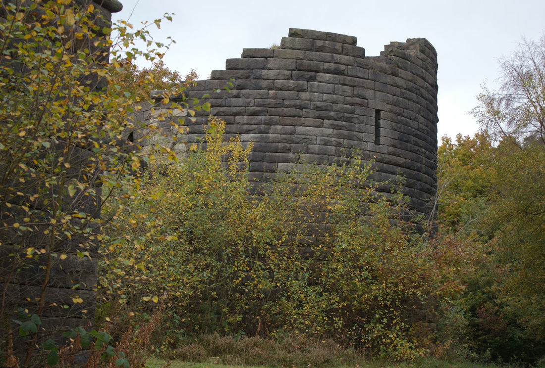 I have lived and walked around Rivington for many, many years and i never knew there was a ruined castle here Tree Architecture Built Structure Building Exterior Outdoors Travel Destinations Sky Day No People Nature Stone Wall Ruin Rivington Country Park