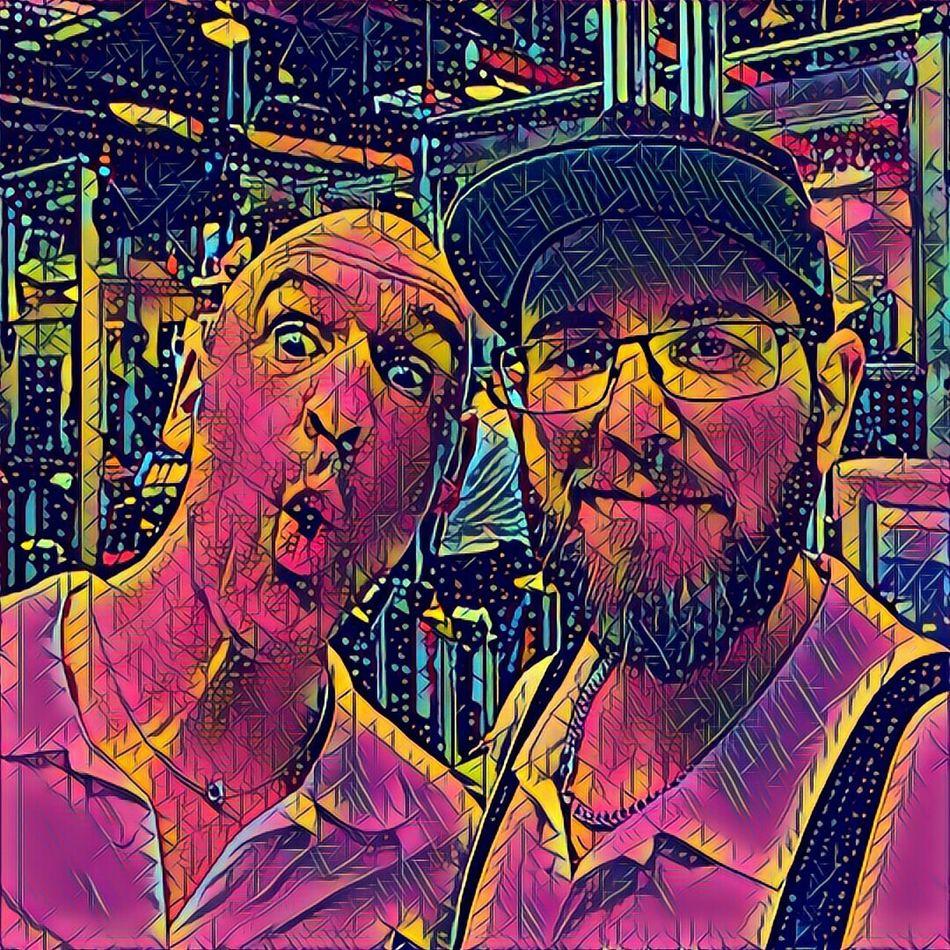 Marc & Paul uff de Schaff Prisma Prismacolor Friends Colour Of Life Colour