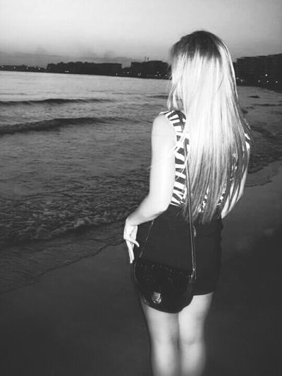 Blackandwhite Photography Monochrome EyeEmBestPics Sea View