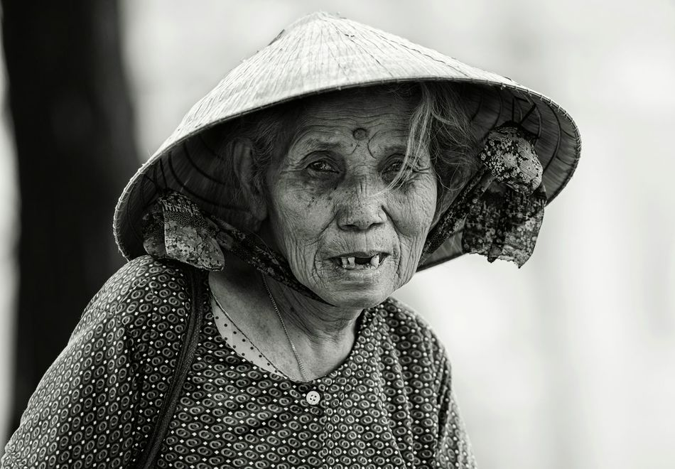 Beautiful stock photos of vietnam, headshot, focus on foreground, front view, person