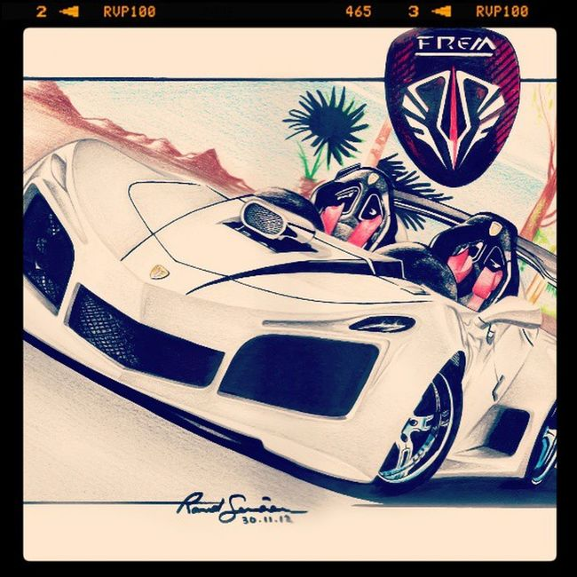 FREM F1 Beirut Edition Cars Art FREMF1 Lebanesesoul