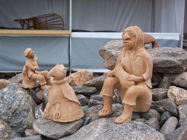 Southamerica Ceramic Art Tradition Traveling